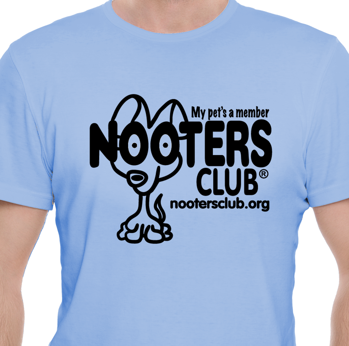Nooters club will donate $5 from shirt sales to Fort Wayne Pit Bull Coalition!